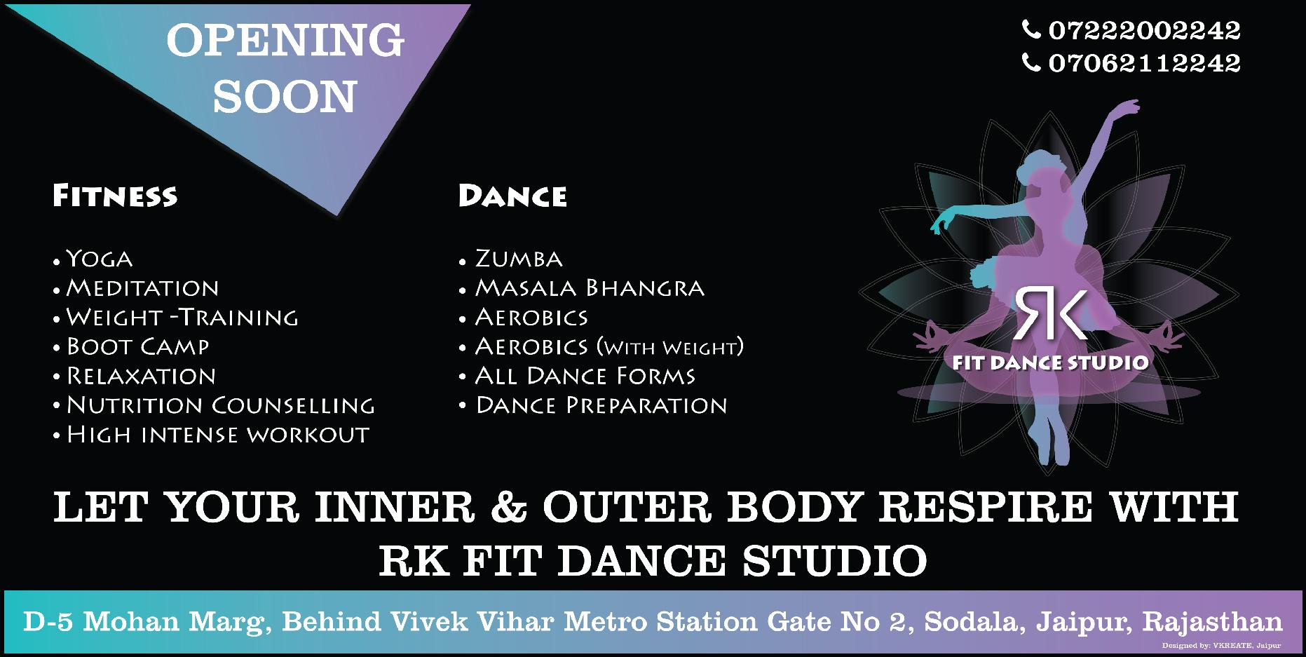 RK Fit Dance