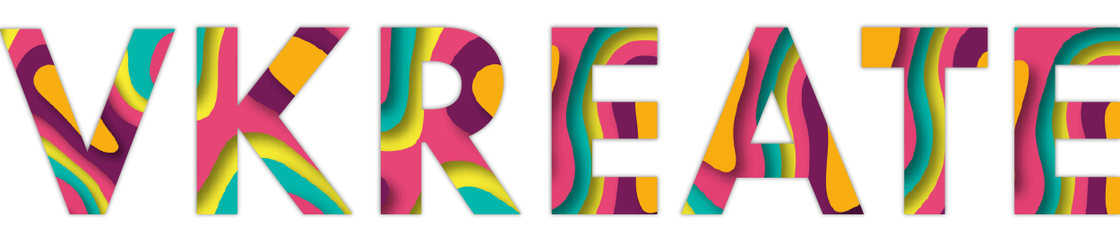 vkreate logo